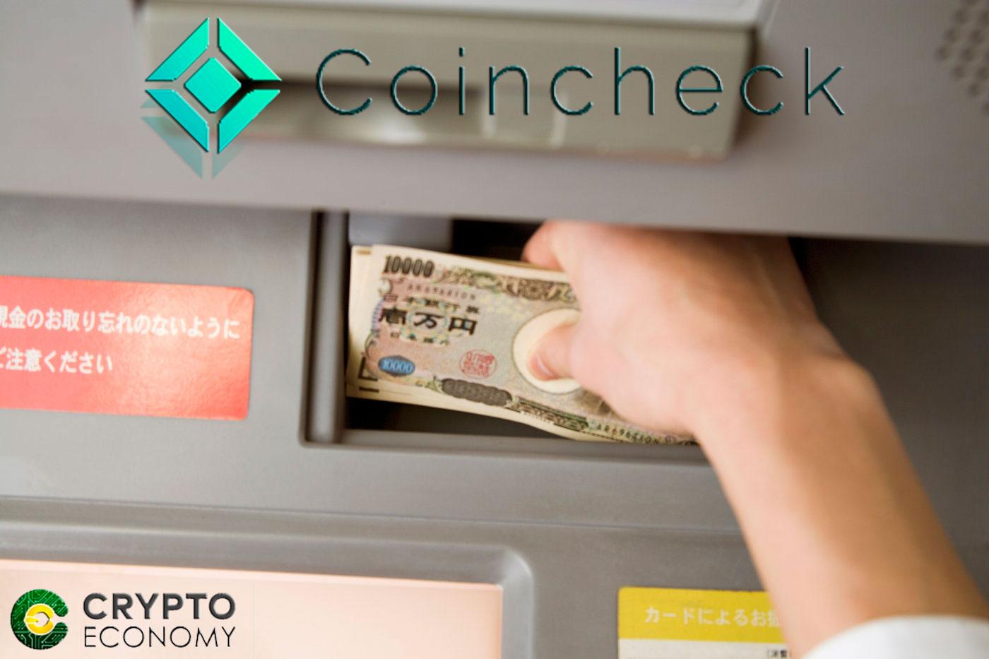 Coinckeck unlocks yen