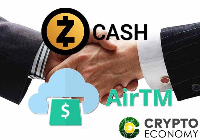 Zcash y AirTM se unen para ayudar a paises en desarrollo