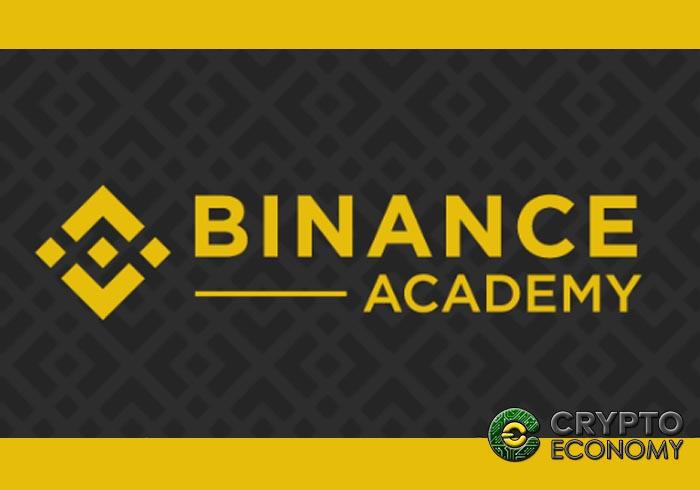 learn blockchain binance academy