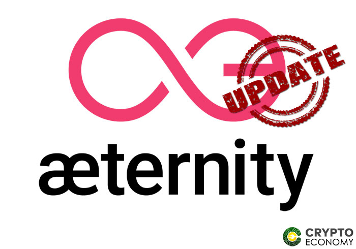 aeternity update