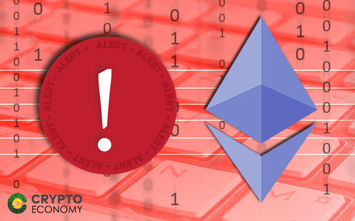 Ethereum hardfork Constantinople delayed due to security breach