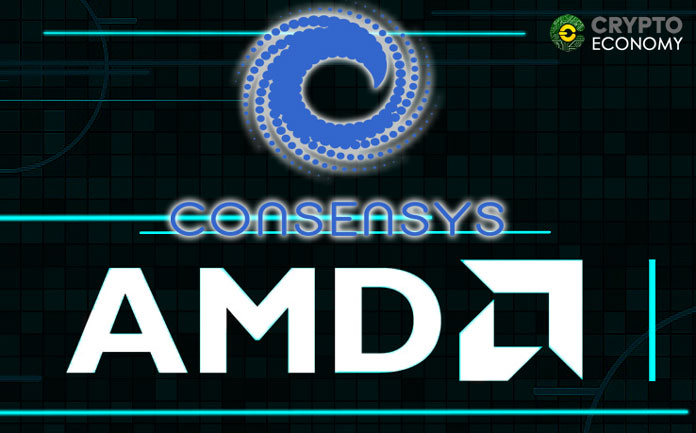 ConsenSys, the Ethereum Development Studio Partners With AMD