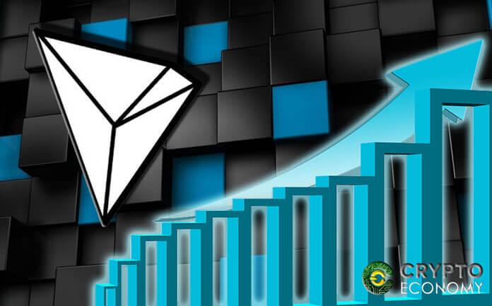 Tron [TRX] Price analysis TRX / USD, November 13
