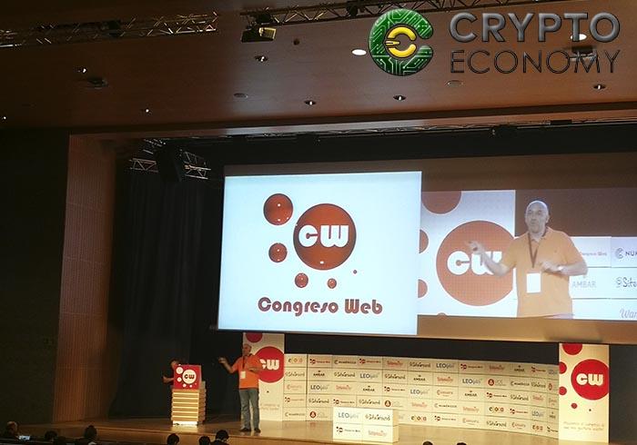 Presentation angel gavin on blockchain in web congress 2018