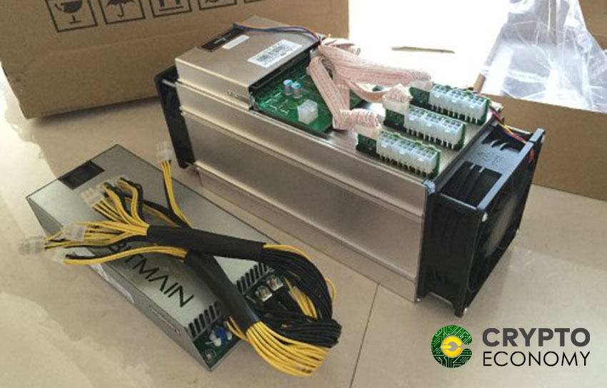 Antminer from Bitmain