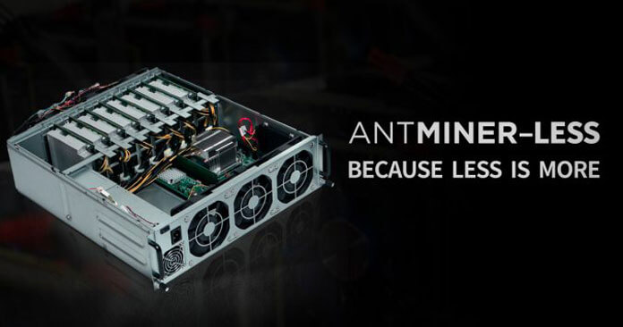 The new series of miners include the S17 and S17 Pro