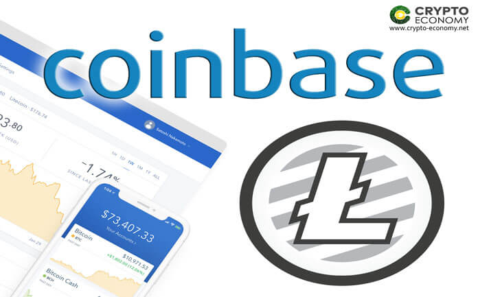 Coinbase Wallet Now Supports Litecoin (LTC)