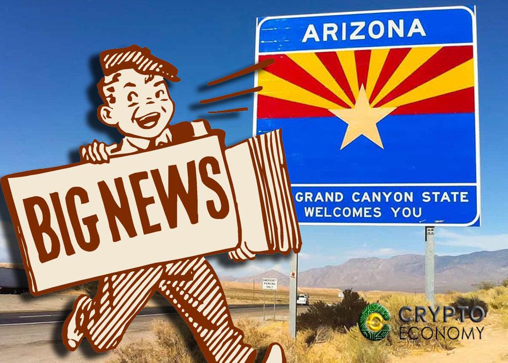 Approved blockchain bill in Arizona