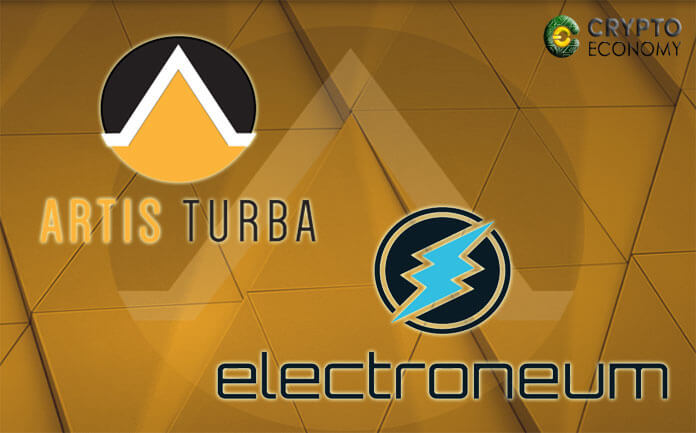 Electroneum [ETN] now available in the South African exchange Artis Turba