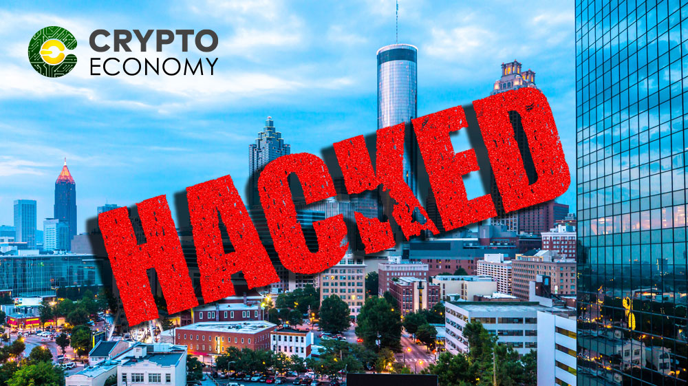 Atlanta hit by ransomware