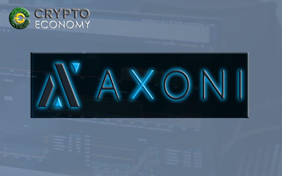 Axoni manages to raise 32 million dollars