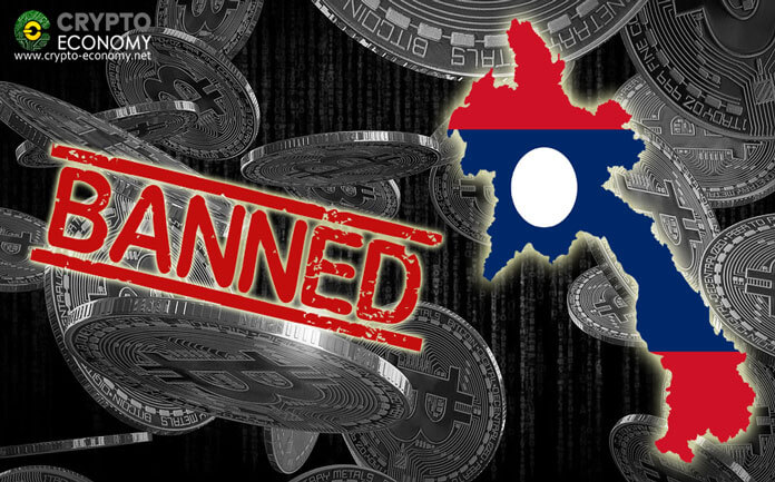 The Central Bank of Laos imposes a complete ban on cryptocurrencies