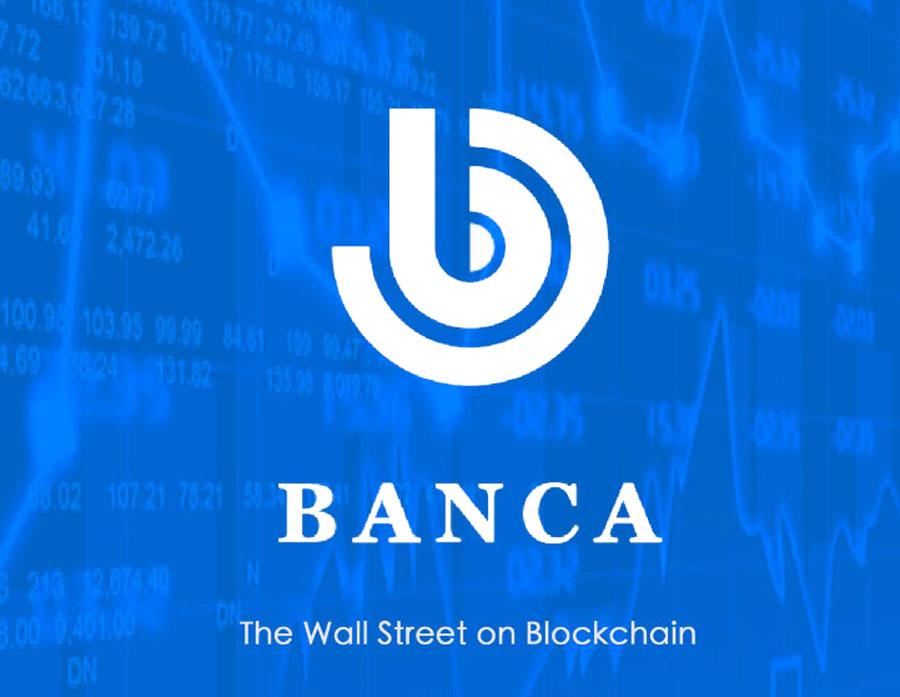 Banca, wall street blockchain