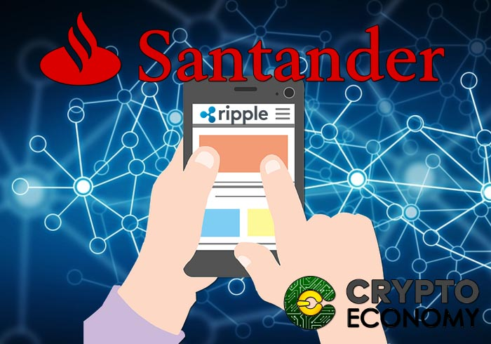 banco santander lanza app con ripple para pagos internacionales