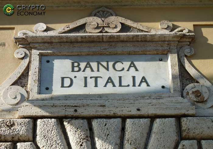 bancos de italia corda
