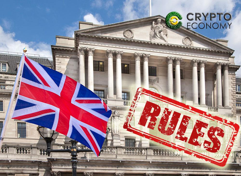 England cryptocurrencies