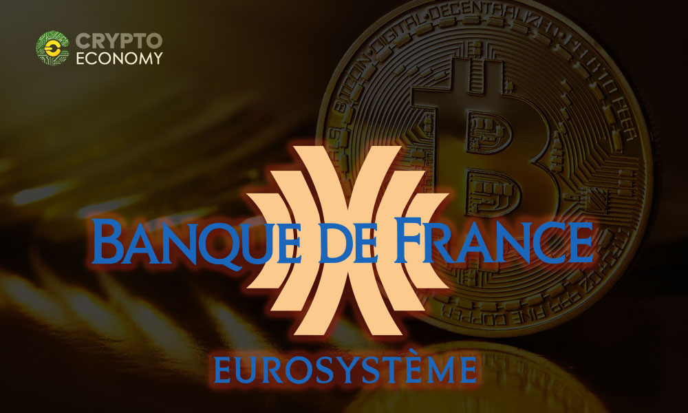 bank of france cryptocurrencies