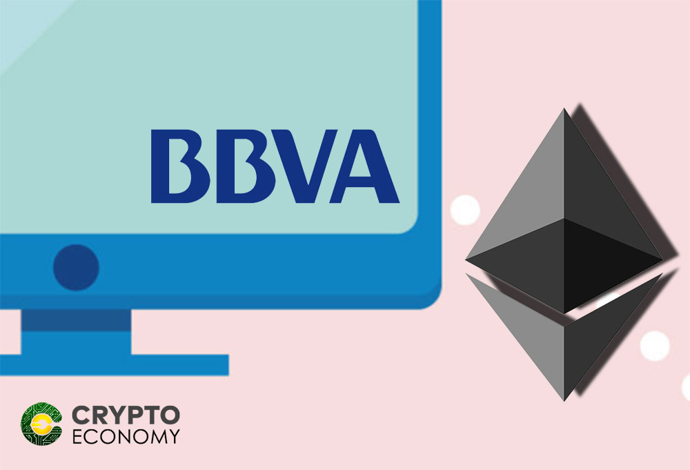 BBVA will use the Ethereum platform for the training of its staff