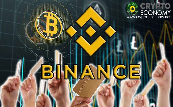 Top Cryptocurrency Exchange Binance Enables Credit Card Payments to Boost Trade Volume