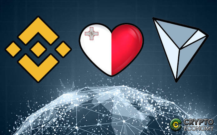 Binance and Tron join in a charity campaign in support of the underprivileged in Malta
