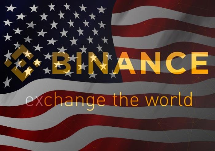 binance-us exchange