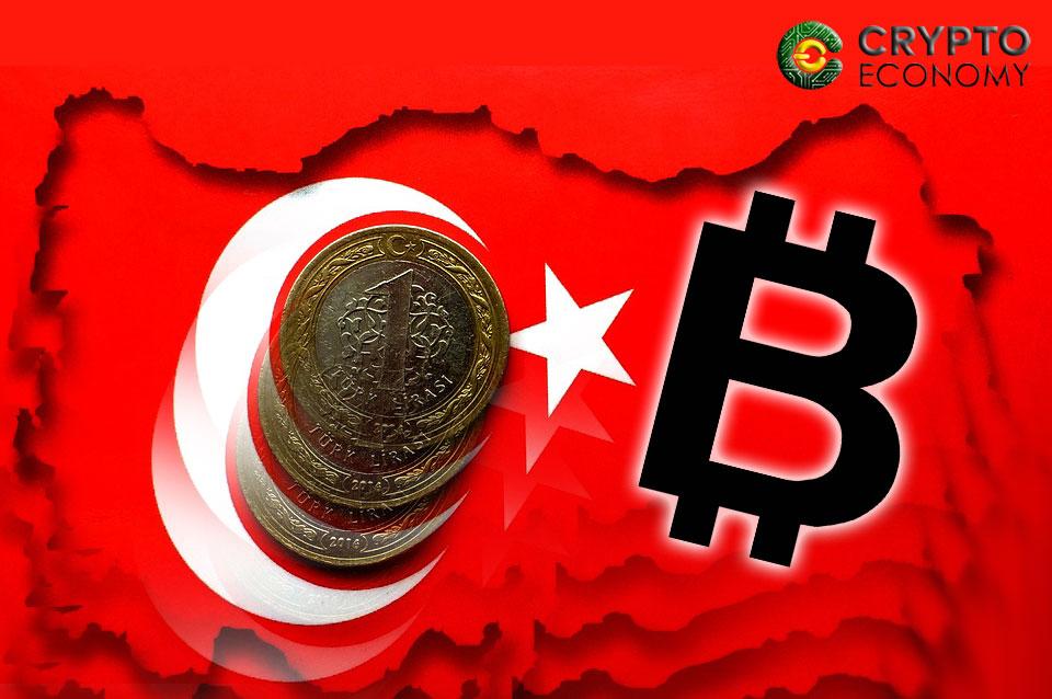 Bitcoin deemed as more stable than Turkish Lira