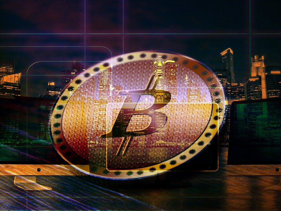 Bitcoin is the best house in a tough neighborhood
