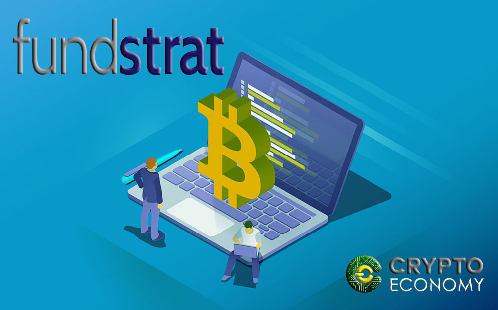 Fundstrat predicts $ 36,000 for Bitcoin in 2019
