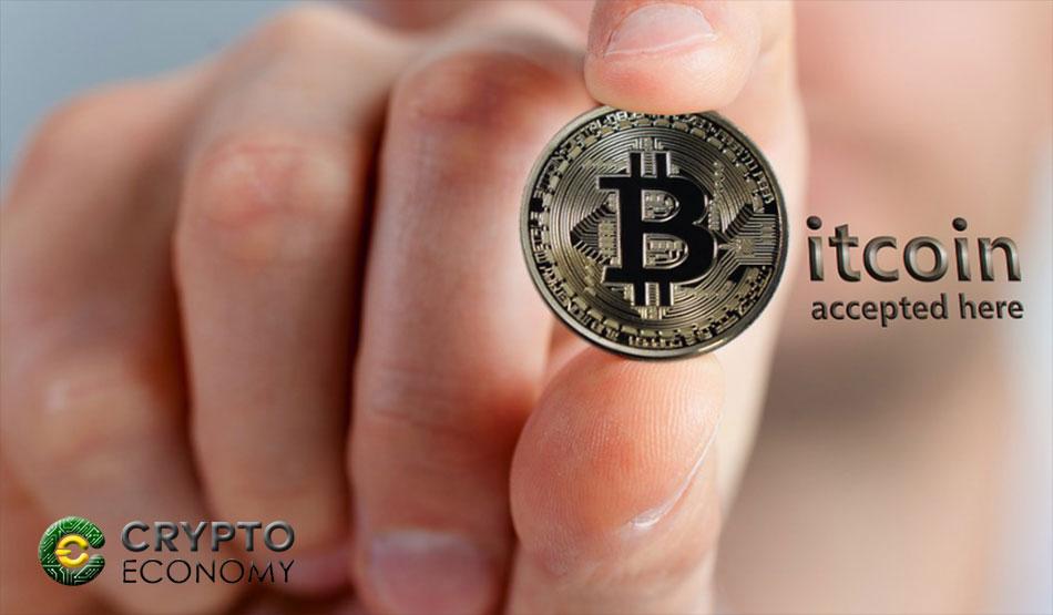 Bitcoin as a global payment method