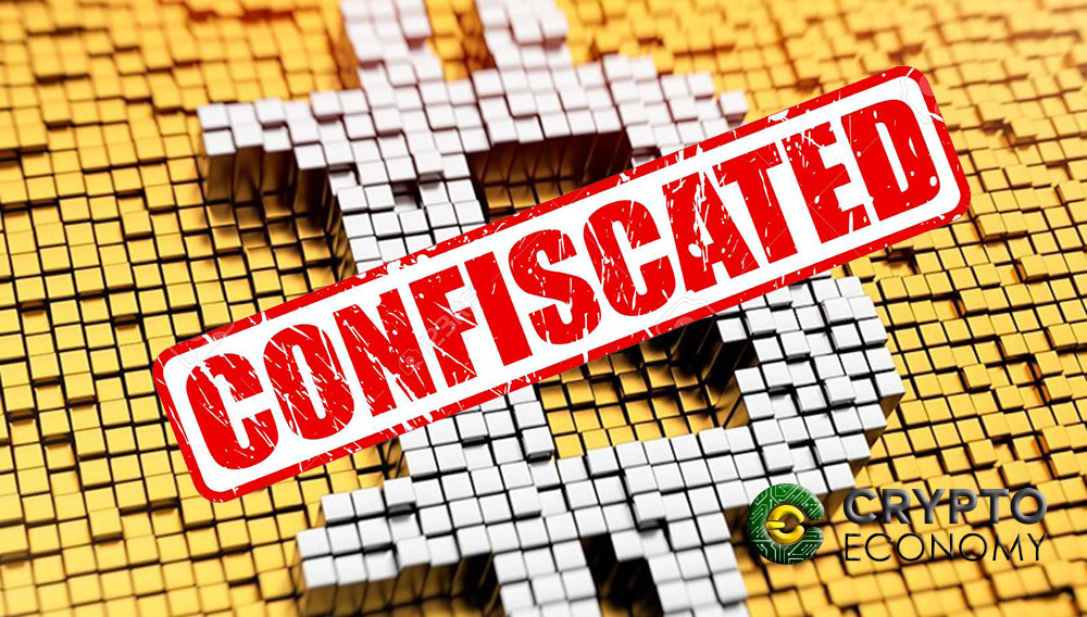 Confiscated Bitcoins