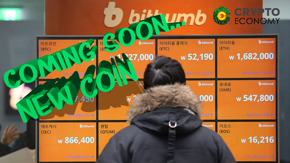 Bithumb will launch its own token