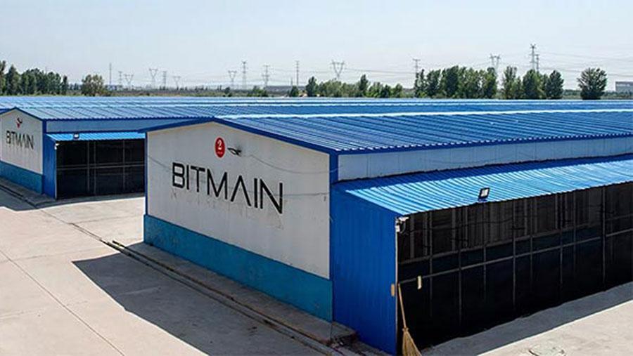 Bitmain, the largest manufacturer of mining hardware