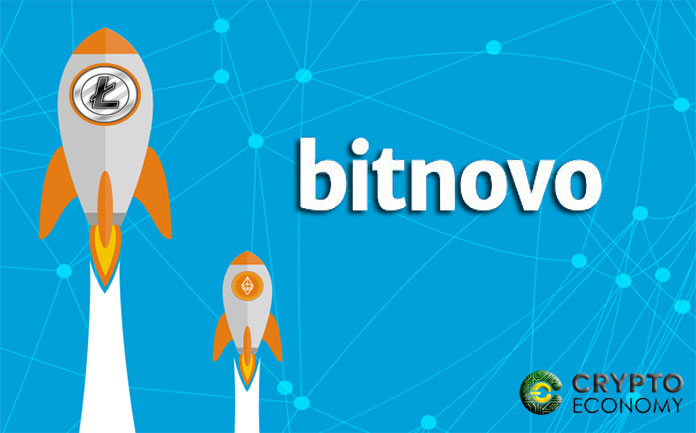 Bitnovo adds support for Litecoin on its debit card