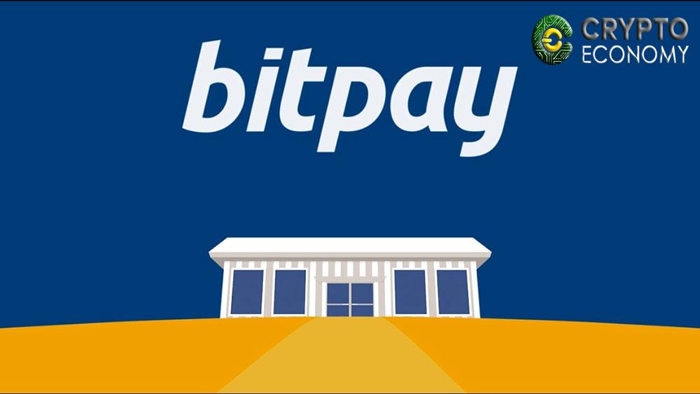 Bitpay Bitcoin payment