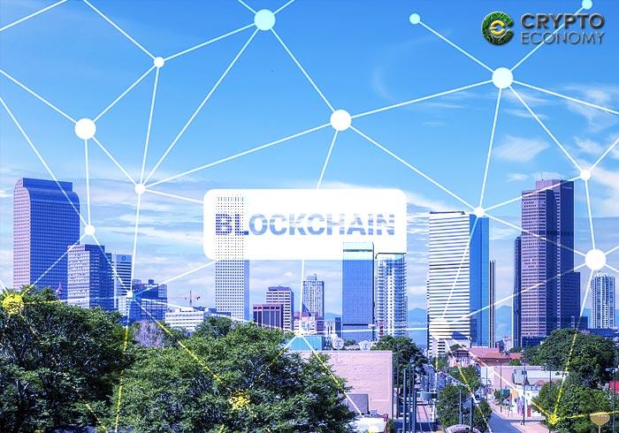votos por blockchain