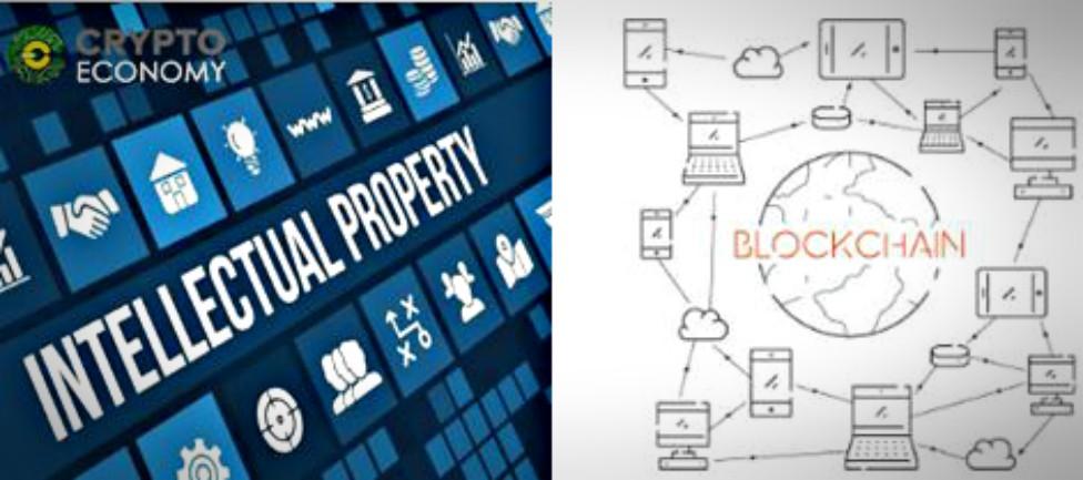 Blockchain intellectual property