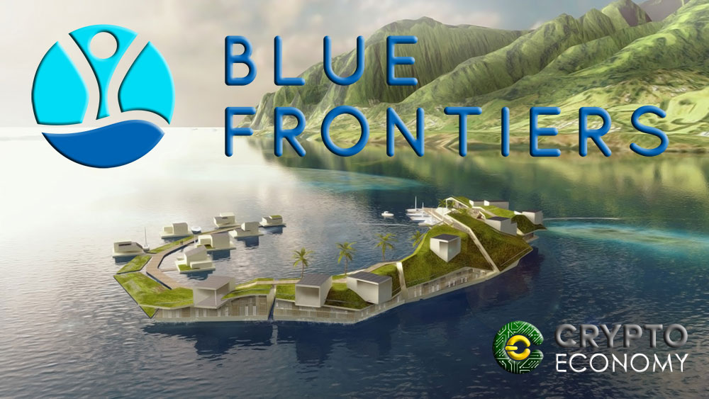 Company plans an island community with its own government and cryptocurrency