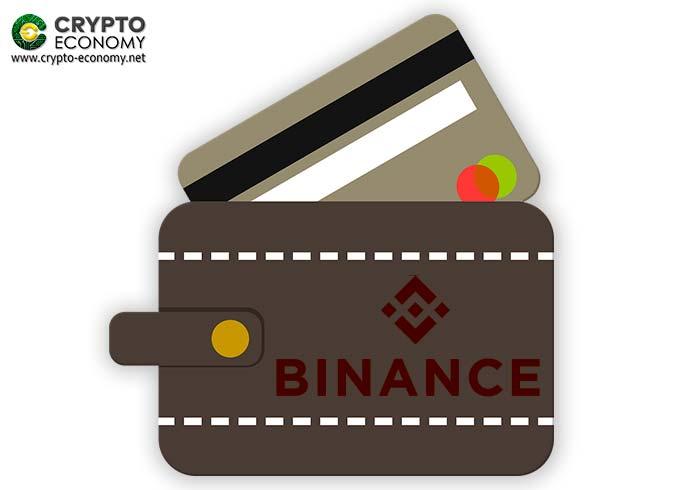 binance xrp wallet