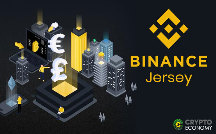 Crypto Exchange Binance Launches Binance Jersey: The New Fiat-to-Crypto Exchange