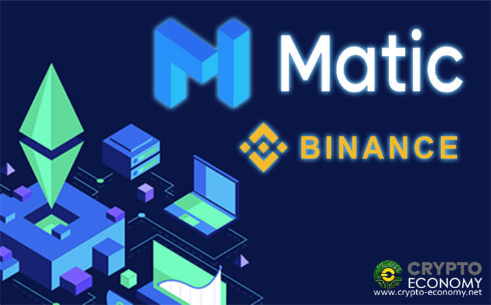 Binance [BNB] Announces Matic Network as the Next Project to Debut on the Launchpad