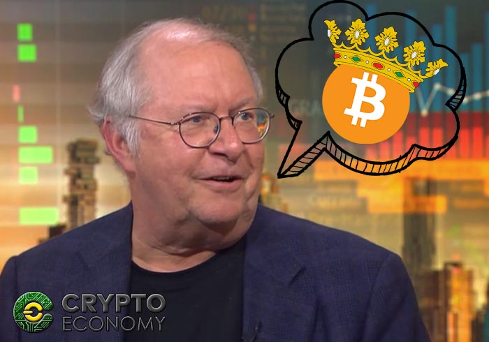 bill miller says that bitcoin is the best cryptocurrency