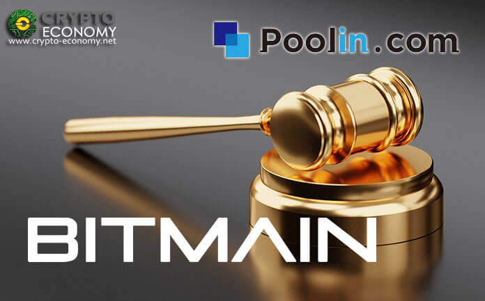 Mining Pool Operator Bitmain Reportedly Suing Founders of Poolin Mining Pool over Breach of Non-Compete Agreement