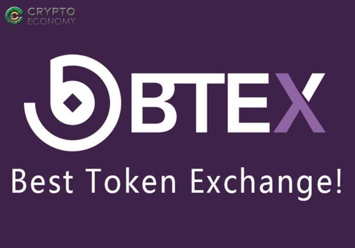 btex exchange tron trx