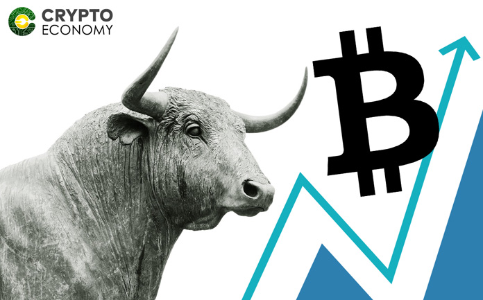 Bitcoin Rallies Past $10K, A New Yearly High Last Seen in March 2018