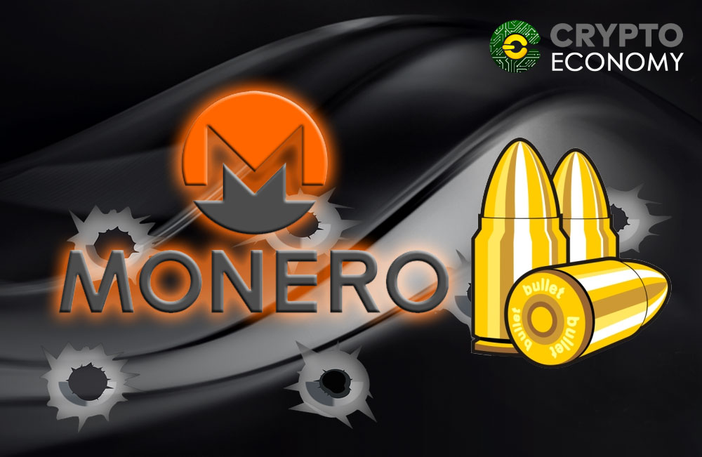 Monero team is also working hard at implementation of the Bulletproof