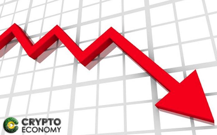 drop in price bitcoin cryptocurrencies