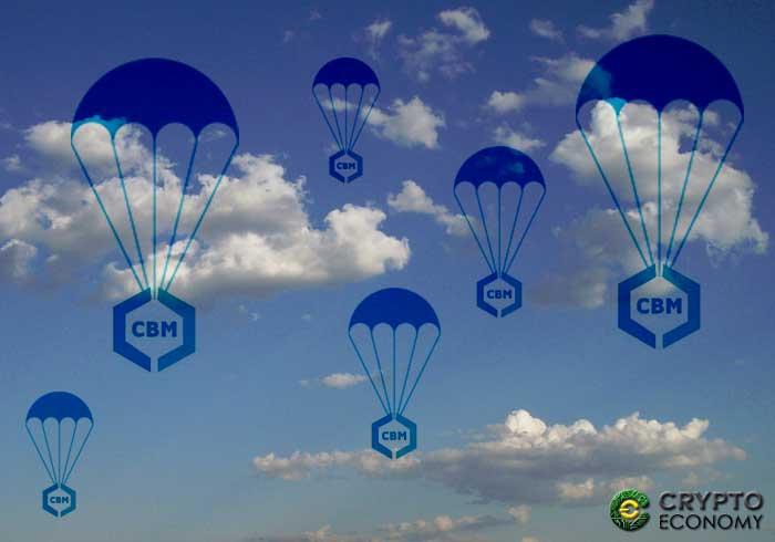 cbm airdrop