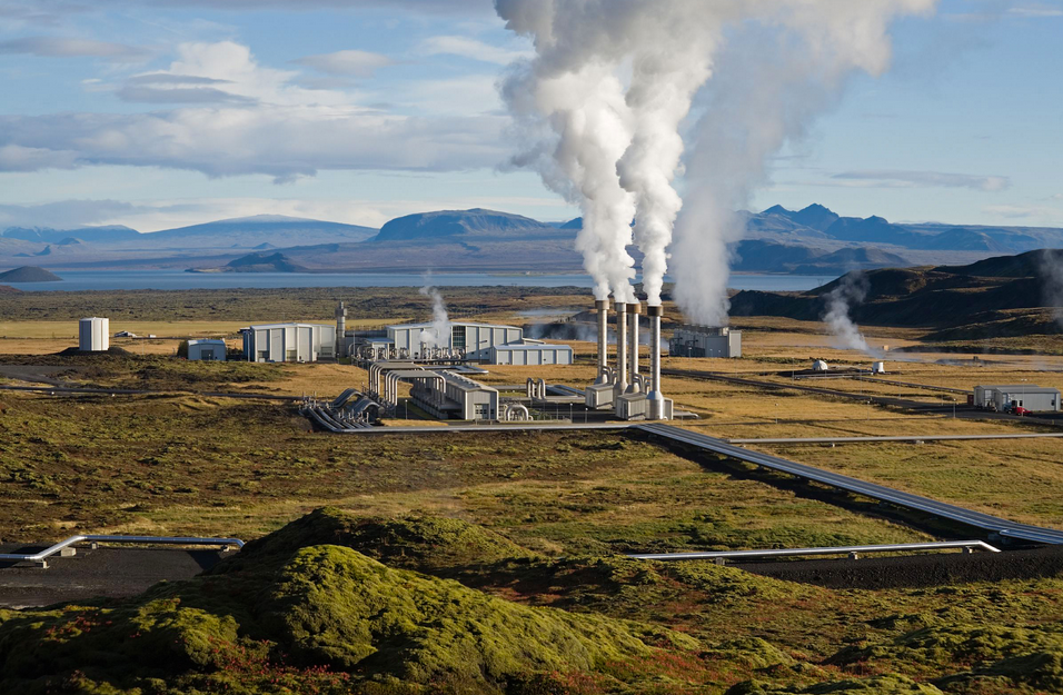 energy mining power
