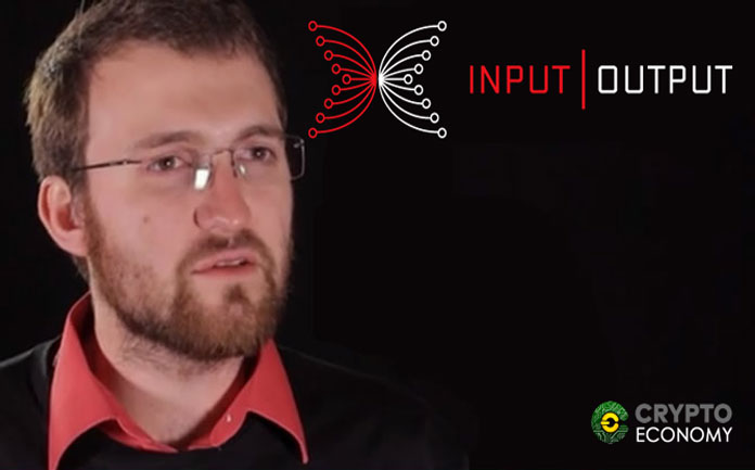 Charles Hoskinson will reveal the objectives of IOHK in the PlutusFest