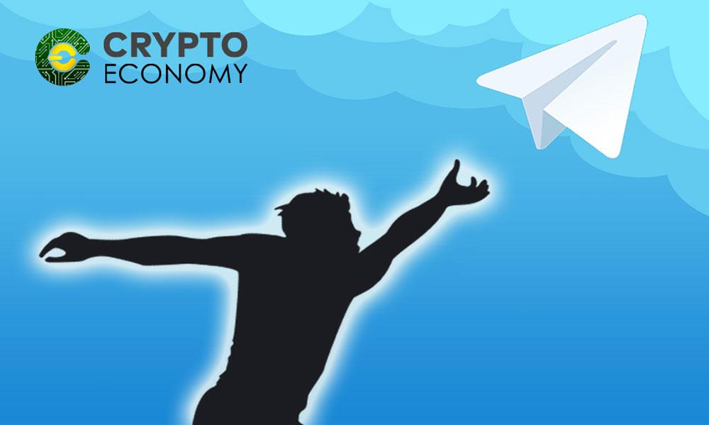 Telegram scamms